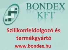 Bondex Kft - Szilikonfeldolgozó és termékgyartó Extrudált és préselt műszaki szilikon termékek gyártása és értékesítése. Szilikon boltunkban széles termékkínálat hatalmas választékban raktárkészletről kapható. Cső , zsinór, szalag, lemez, profil, habosított szilikontermékek, műszaki formacikk , stb.  Szilikonzsír, szilikon olaj, szobahőmérsékleten kötő RTV-2 kétkomponensű önthető szilikon anyagok széles választékban raktárról !
