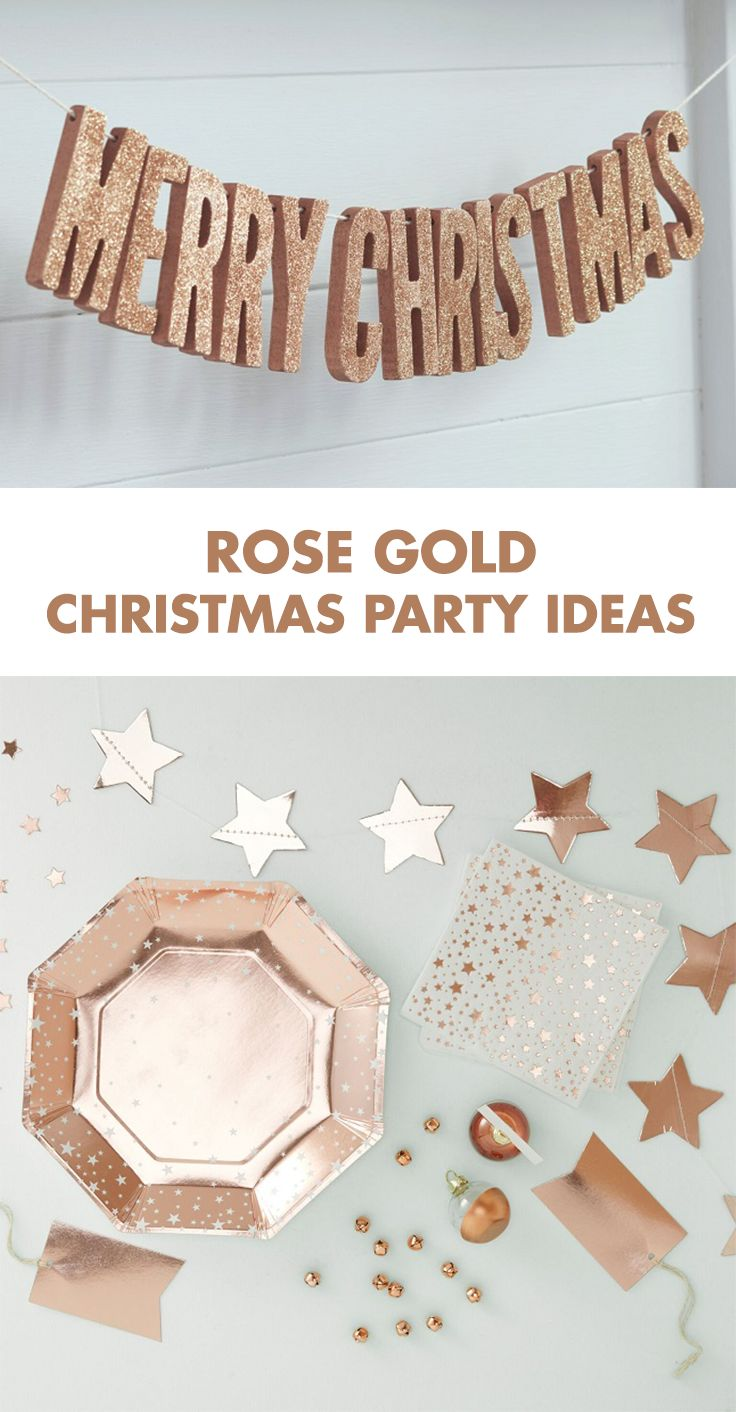 Best 25+ Rose gold party decorations ideas on Pinterest | Rose gold decor,  Spray paint rose gold and Rose gold room decor
