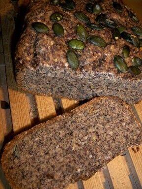 Recette de pain allemand à la MAP Plus