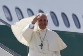 Pope's Korea Trip Also Puts Focus on Rise of Christianity in China   8.14.14