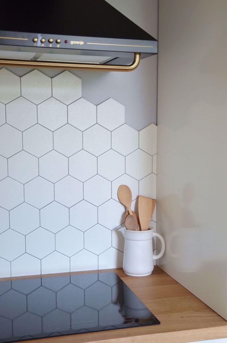 - Hexagon Tile In 2020 Honeycomb Tiles Kitchen, Hexagon Tile