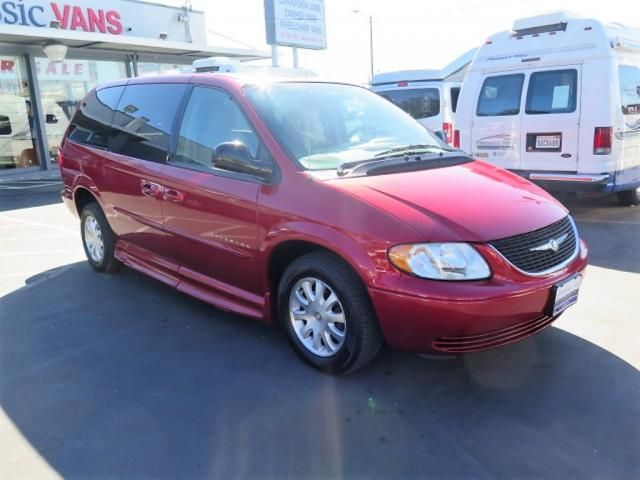 Used 2003 Chrysler Town Country For Sale Classic Vans