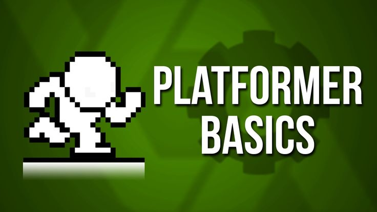 1 - Game Maker Studio: Platformer Tutorial.  First video in a separate series devoted to developing platform games in GMS.