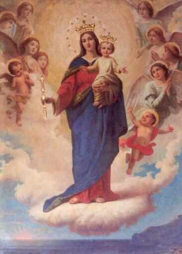 24 de maio dia da Nossa Senhora Auxiliadora ~ SALVE FLORIPA !