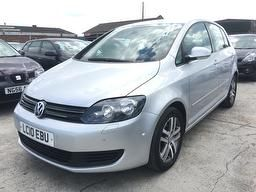 £6,495 Volkswagen Golf Plus 1.4 TSI SE DSG 5dr FULL VW DEALER SERVICE 2010