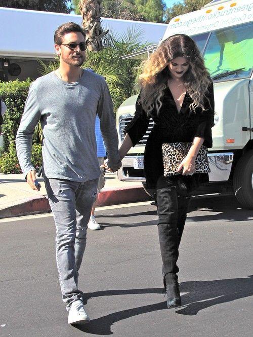 Khloe Kardashian and Scott Disick's Creepy PDA Has Crossed ...