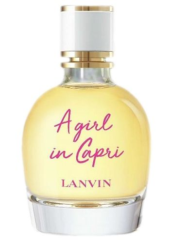 ac17aad68f9 A Girl In Capri in 2019 | Fragrances Lanvin | Eau de toilette ...