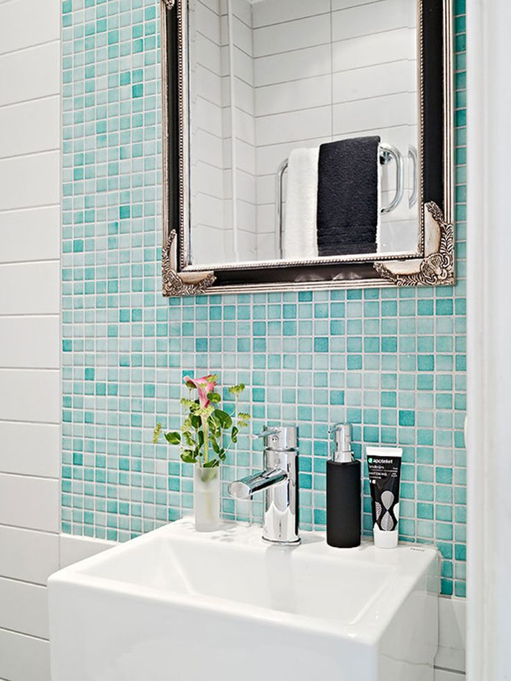 Best Turquoise Modern Bathrooms Images On Pinterest Bathroom