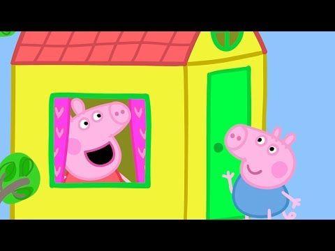 Peppa Pig In Hindi The Tree House ह द Kahaniya Hindi