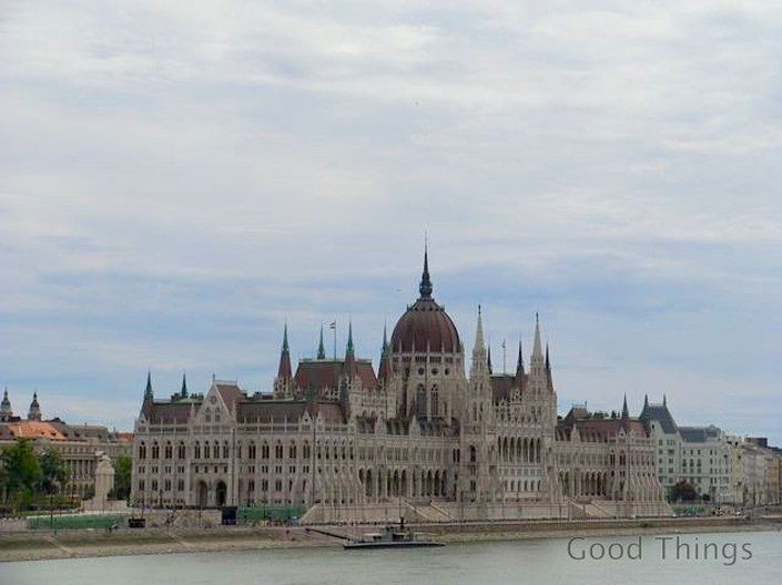 Parliament Buildings in Budapest - Liz Posmyk Good Things