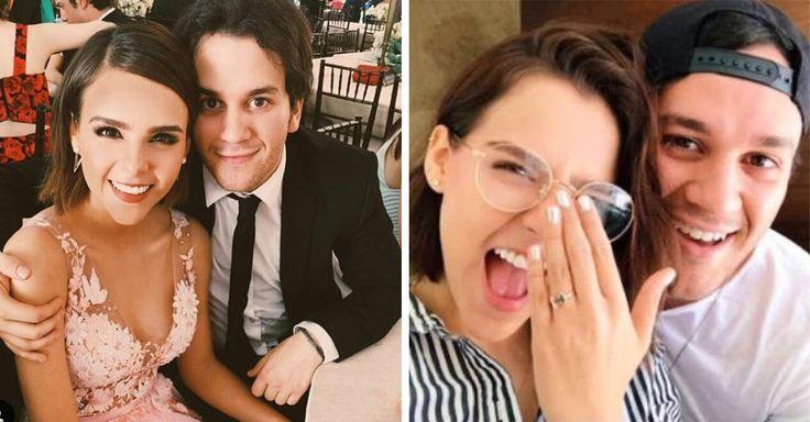 """Campanas nupciales en YouTube para Yuya. La vlogger más famosa de Latinoamerica ha dicho """"Sí"""" y se compromete con Beto Pasillas; ¿Habrá vlogg de la boda?"""