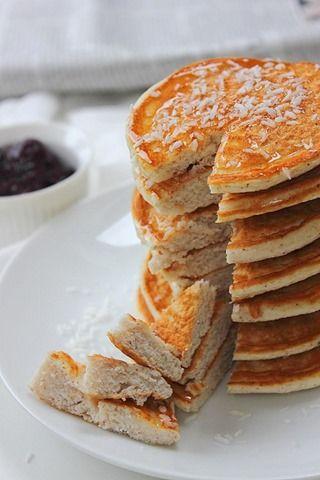 Recette pancake paleo