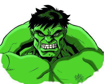 The Incredible Hulk Face Tattoo Marvel Comics Brand New ...  |Incredible Hulk Face Avengers