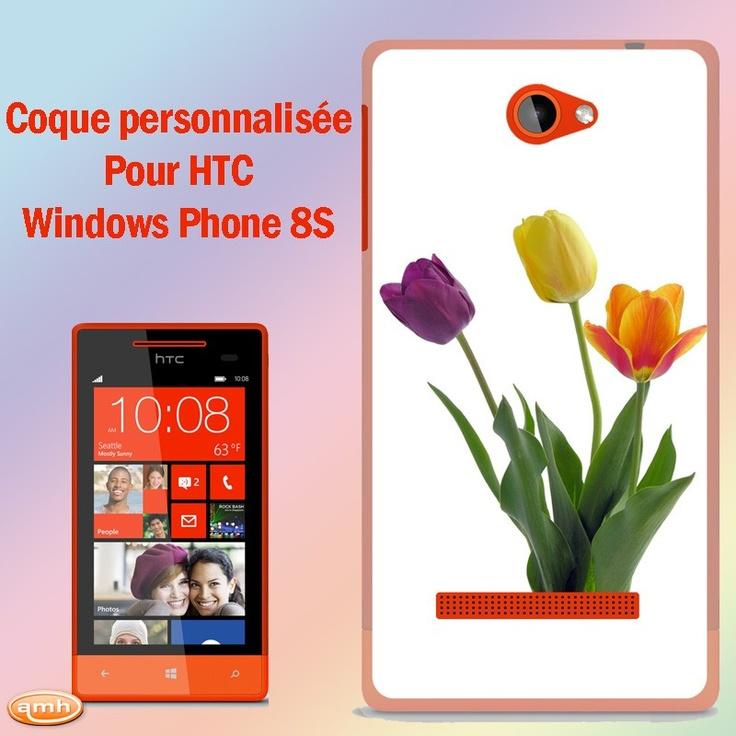 Coque Personnalisée HTC Windows Phone 8S 20.80€