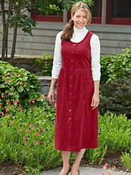 Jumper Dresses and Cotton Skirts | Comfortable Womens Dresses