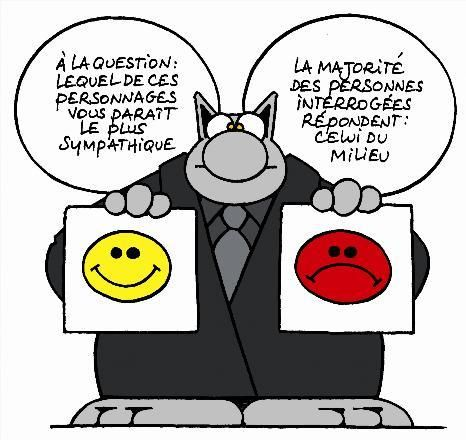 Le chat Philippe Gelluck
