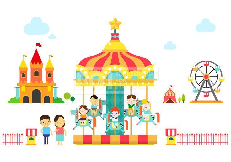 ILL148, 5월이벤트데이, 5월, 이벤트데이, 이벤트, 에프지아이, 벡터, 사람, 생활, 라이프, 캐릭터, 남자, 여자, 어린이날, 소년, 소녀, 어린이, 친구, 단체, 웃음, 쾌활, 행복, 놀이동산, 유원지, 회전목마, 성, 궁전, 관람차, 가족, 패밀리, 부부, 엄마, 아빠, 서있는, 구름, 앉아있는, 건물, 일러스트, illust, illustration #유토이미지 #프리진 #utoimage #freegine 19890848