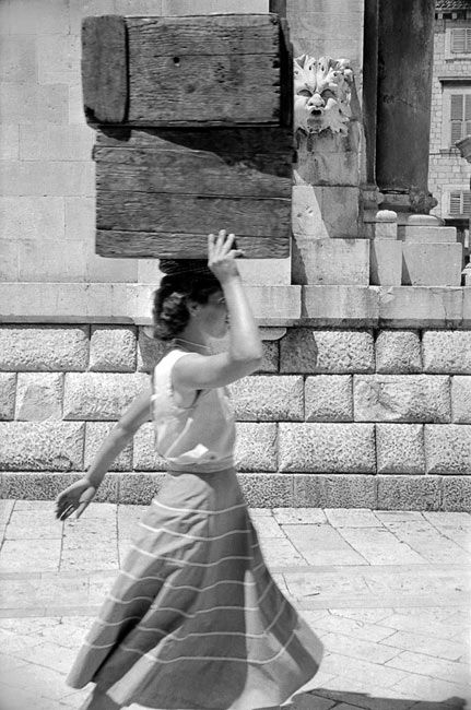Marc Riboud  - Dubrovnik, 1953