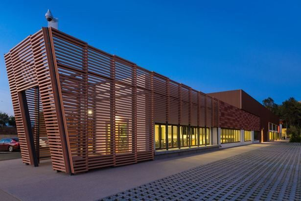 Rowland Heights Community Center | Gonzalez Goodale Architects | Archinect