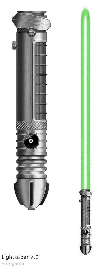 Lightsaber v.2 by Ariergarda on DeviantArt