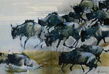 """Keith Joubert """"Mara Migration"""""""