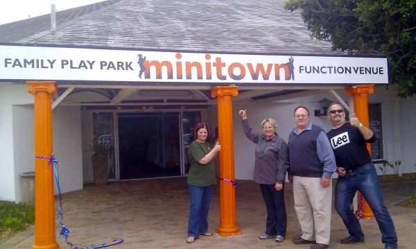 The Official Launch of Minitown Melkbosstrand on 31st Oct 2015