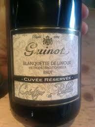 Guinot Blanquette de Limoux Cuvée Reserve