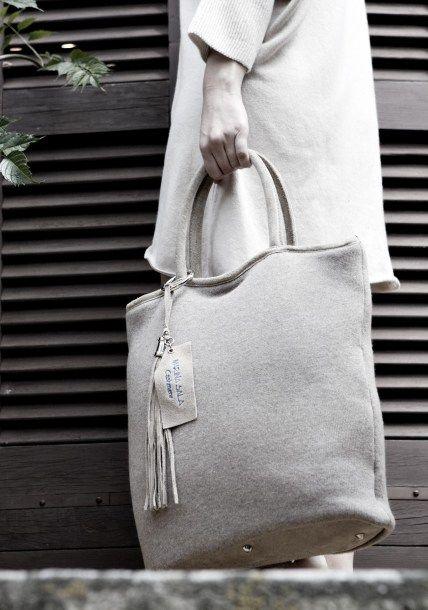 Easy bag- Marina Sala Cashmere
