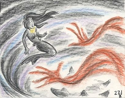 The Little Mermaid  Art from the special edition The Little Mermaid DVD.