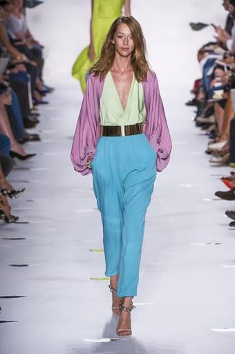 Fashionista Smile: Fashion, Beauty and Style: Diane von Furstenberg: La Dolce Vita - Spring 2013