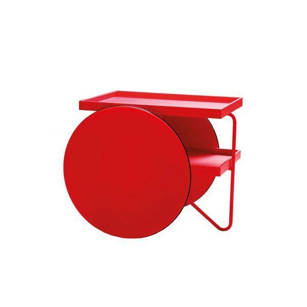 Chariot Serving cart- design Gamfratesi - Casamania