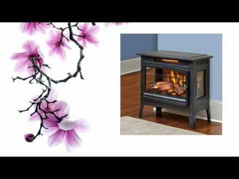 Fantastic Duraflame Dfi 5010 01 Infrared Quartz Fireplace Stove With Download Free Architecture Designs Sospemadebymaigaardcom