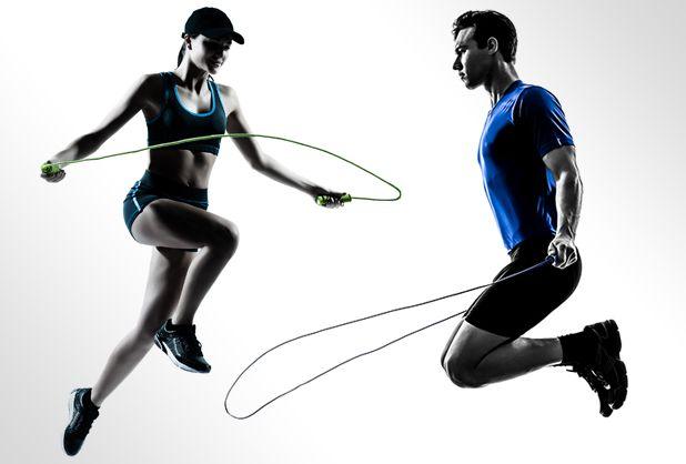 Saltar la cuerda protege tu corazón y tus huesos