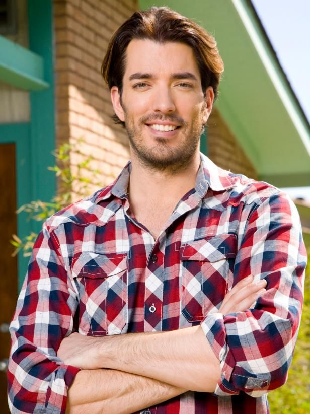 Jonathan Scott of Property Brothers