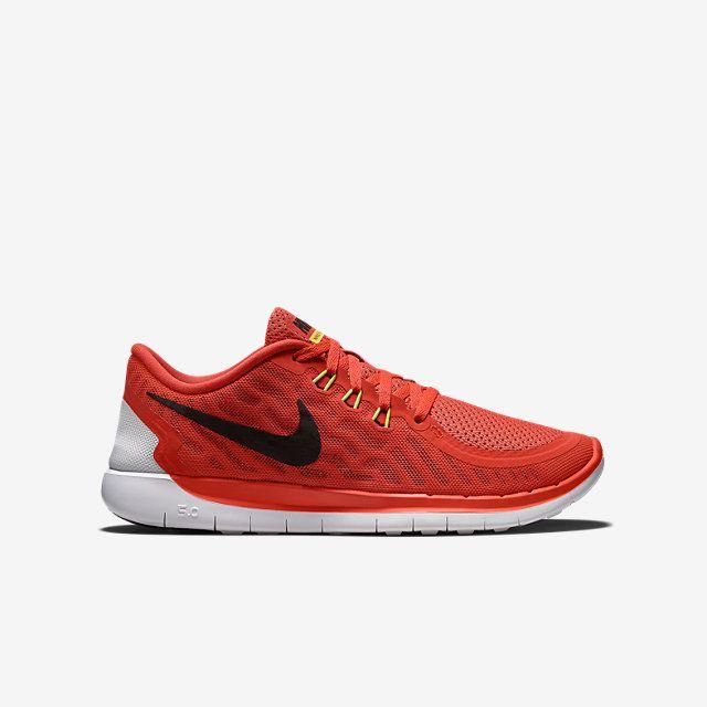 Nike Free 5.0 Tr Fit 4 Enveloppes Rouges Dimpression Nordic