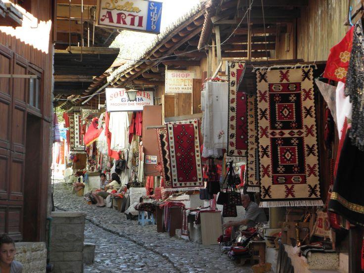 ZENITH  Travel & Tours   Albania Tourist  Agency - Castle of Kruja