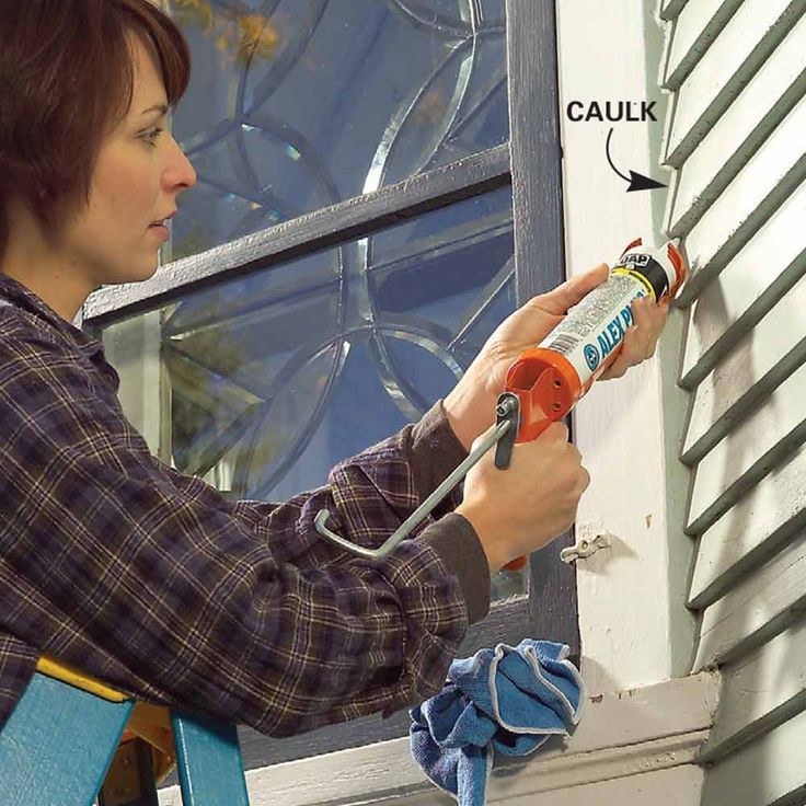 Caulk Gaps Between Trim and Siding - 11 Strategies for Do-It-Yourself Pest Control: www.familyhandyman.com/pest-control/11-strategies-for-do-it-yourself-pest-control ACFilters4Less.com