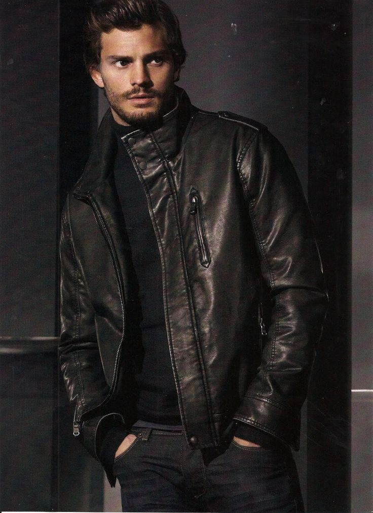 "Jamie Dornan Christian Grey | Jamie Dornan and Charlie Hunnam Talks Christian Grey Role in ""Fifty ..."