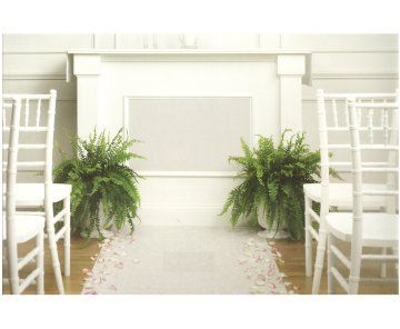 Traditional Church Wedding Decorations