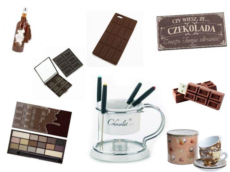 CzekoAda: Prezenty dla miłośników czekolady  czekolada, prezent, founde, makeup revolution, case, kubek, filiżanka, zakupy, czekoladki