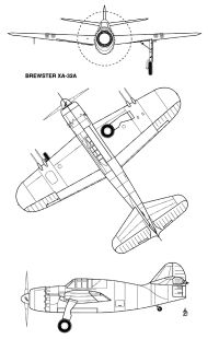Brewster A-32