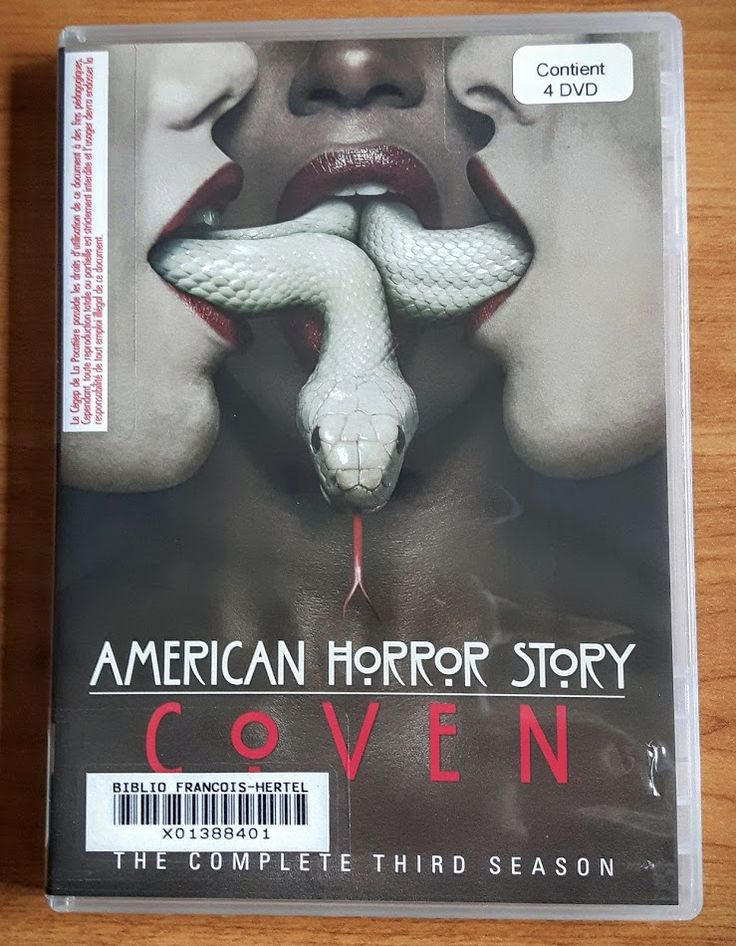 American horror story : the complete third season : Coven (vd00870)