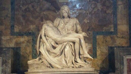Michelangelo,  pietà.