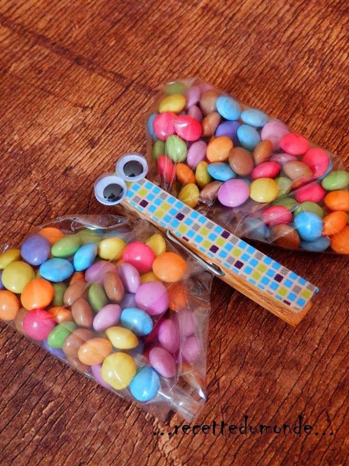 Papillon bonbons