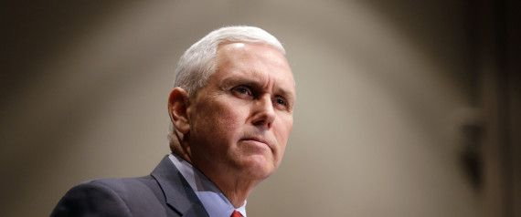 """Governor Pence says he would support a law """"clarifying"""" the intent of the religious objections law he signed.  He said he did not anticipate the backlash against his state.  DUH!!"""