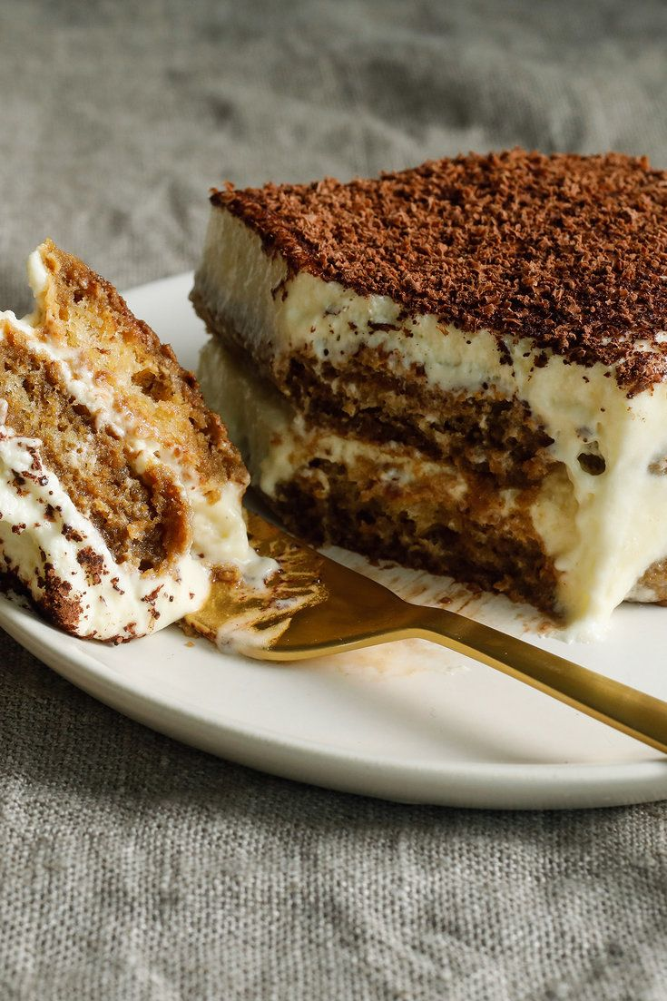 NYT Cooking: Done correctly, a classic tiramisù can be transcendent. A creamy dessert of espresso-soaked ladyfingers surrounded by lightly sweetened whipped cream and a rich mascarpone, tiramisù relies heavily on the quality of its ingredients. If you don't have a barista setup at home, pick up the espresso at a local coffee shop, or use strongly brewed coffee. As for the ladyfingers, ma...