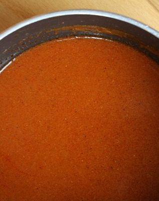 Homemade Enchilada Sauce Recipe- the reviews on this recipe confirm that it's the best-ever tasting sauce. You'll never buy canned again!