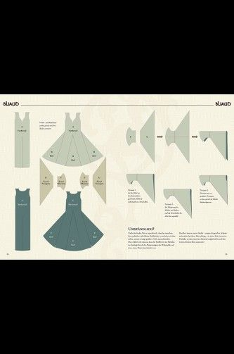 Make Your Own Medieval Clothing - Basic Garments for Women