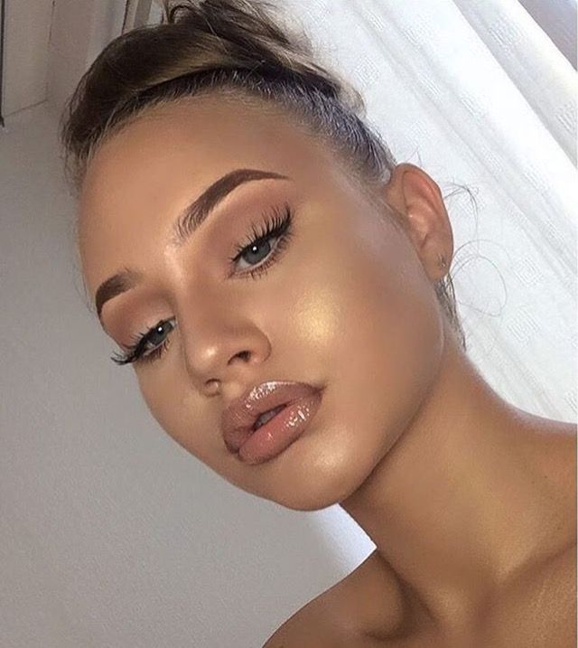 The 25+ Best Full Face Makeup Ideas On Pinterest | Prom Make Up Face Contouring Tutorial And ...