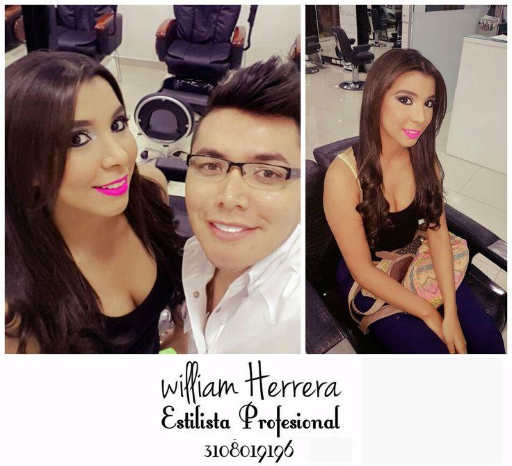 ¡Los labios rosas son mis preferidos! Les da a las mujeres un toque taaan hermoso, sensual y tierno a la vez... ¡Ven y llénate de belleza y glamour con William Herrera, Estilista Profesional! #MakeUp #Maquillaje #Belleza #MAC #CaliCo #Cali #Colombia #CaliEsCali #Hermosas #Recogidos #Pro #Estilista #Profesional #Natural #Mujeres #Look #Style